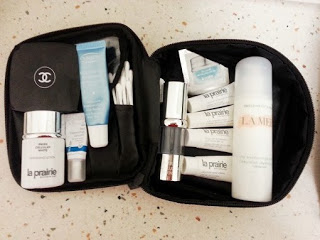 Travel Skincare kit