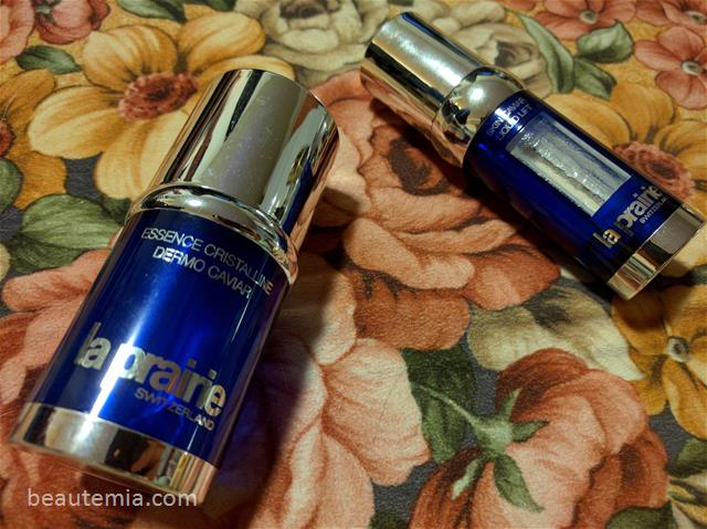 La Prairie Skin Caviar Crystalline Concentre & Skin Caviar Liquid Lift