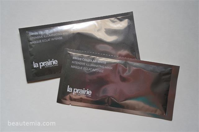 La Prairie Swiss Cellular White Illuminating Mask