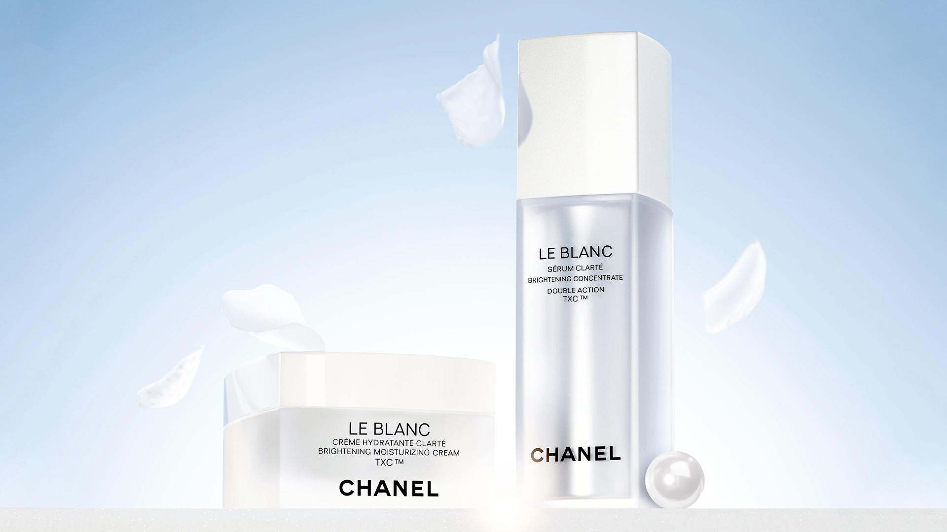 Chanel Review   LE BLANC Brightening Concentrate Double Action TXC ... f5eaefe7331c