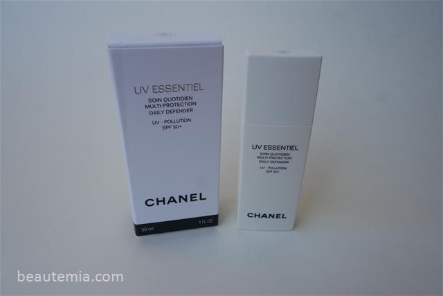 Chanel UV Essentiel Soin Quotidien Multi-Protection Daily Defender UV-Pollution SPF 50+