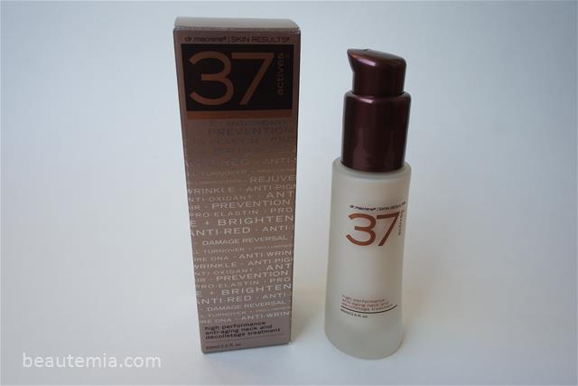 37 ACTIVES High Performance Anti-Aging Neck And Décolletage Treatment