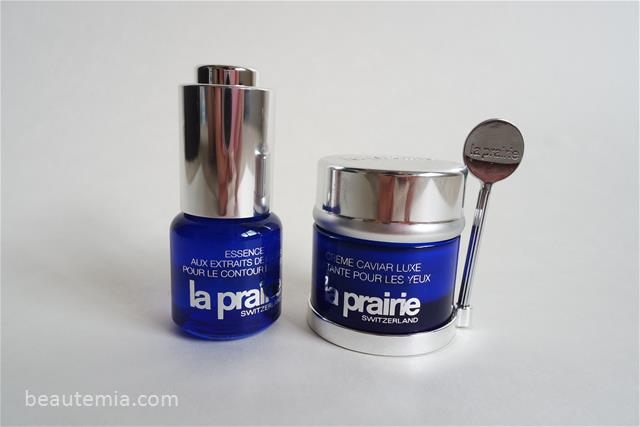 La Prairie Essence of Skin Caviar Eye Complex with Caviar Extracts & Skin Caviar Luxe Eye Lift Cream