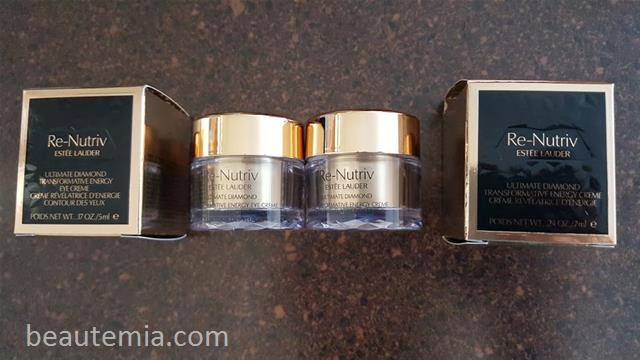 Estee Lauder Re-Nutriv Ultimate Diamond Transformative Energy Creme & Eye Cream
