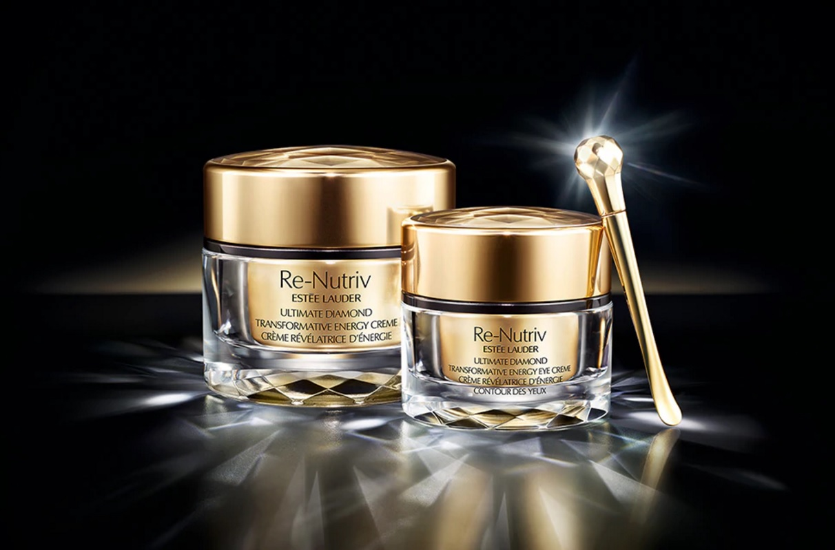 Estée Lauder Review >Re-Nutriv Ultimate Diamond Transformative Energy Creme & Eye Creme