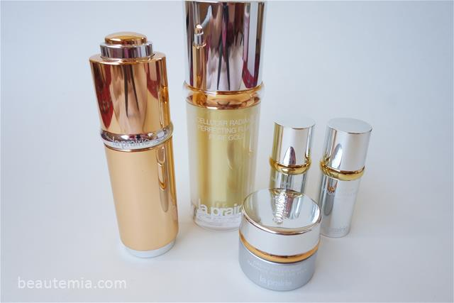 La Prairie Cellular Radiance Perfecting Fluide Pure Gold & skincare