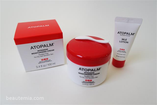 Atopalm Intensive Moisturizing Cream, skincare & K-beauty