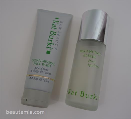 Kat Burki Ocean Mineral Gel Cleanser, elixir & skincare