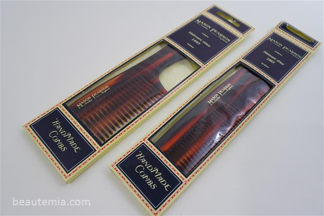 Mason Pearson dressing comb, detangling comb & luxury hair care