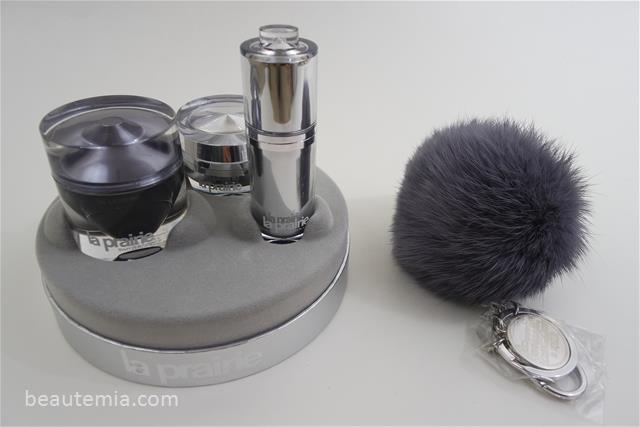 La Prairie Cellular Platinum Rare & skincare