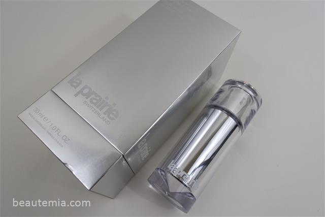 La Prairie Cellular Serum Platinum Rare & skincare