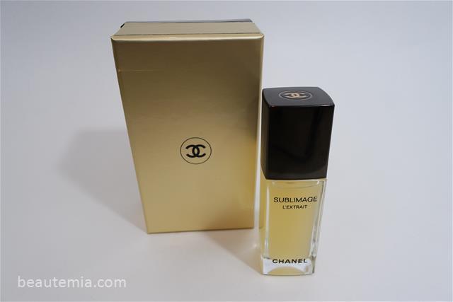 Chanel Sublimage L'Extrait , L'Essence, serum, face oil & skincare