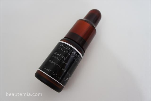 Kahina Giving Beauty Prickly Pear Seed Oil, cactus seed oil & skincare