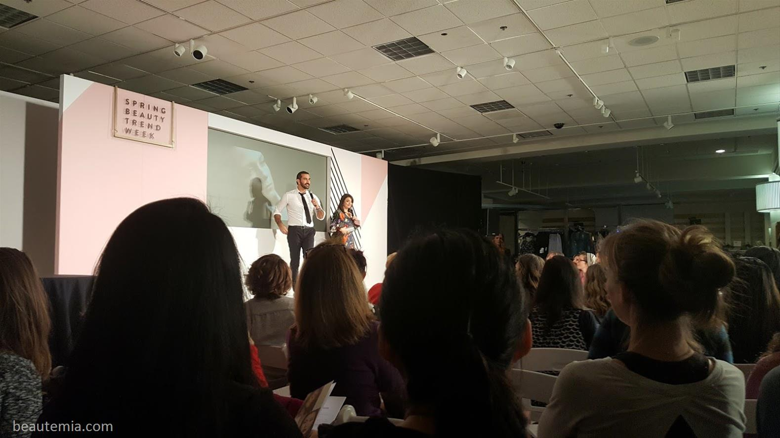 Nordstrom Beauty Trend Show Event