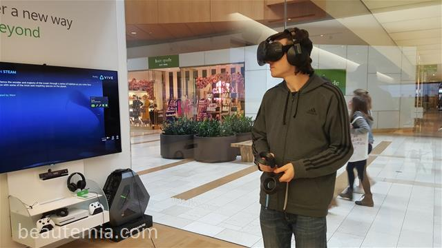 Microsoft virtual reality
