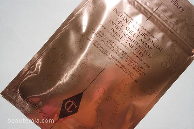 Charlotte Tilbury Revolutionary Instant Magic Facial Dry Sheet Mask, Make-up, Chanel & Tom Ford