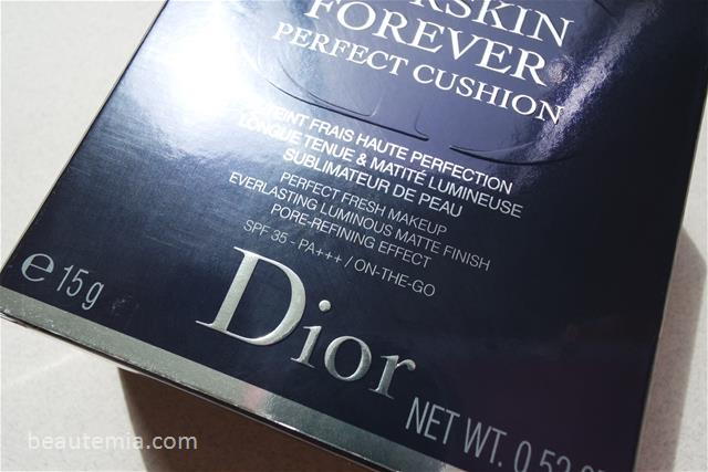 Dior Diorskin Forever Perfect Cushion Foundation SPF 35 PA+++, YSL cushion, Lancome cushion, Dior capture totale cushion, dior cushion & CC cushion