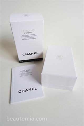 Chanel Le Blanc L'Extrait, Le Blanc Serum, Moisturizing cream & Skincare