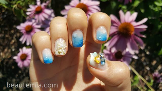 Bellevue Art Festival, nail art, japanese nail art & best spa