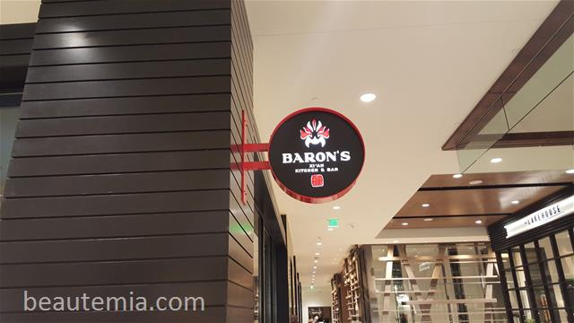 Baron S Xi An Kitchen And Bar Cuisine