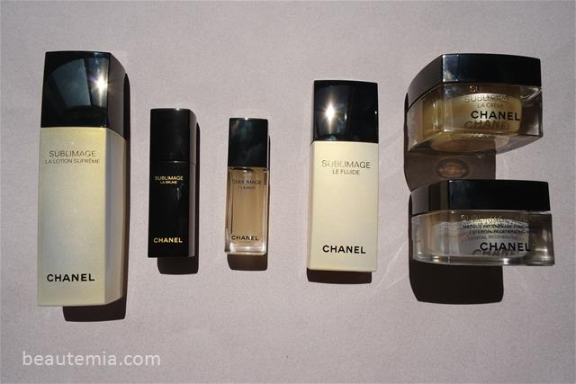 Chanel skincare, Chanel makeup, Chanel le lift, Chanel hydra beauty, Chanel sublimage, Chanel sublimage cream, Chanel sublimage la creme & Chanel sublimage la creme texture supreme