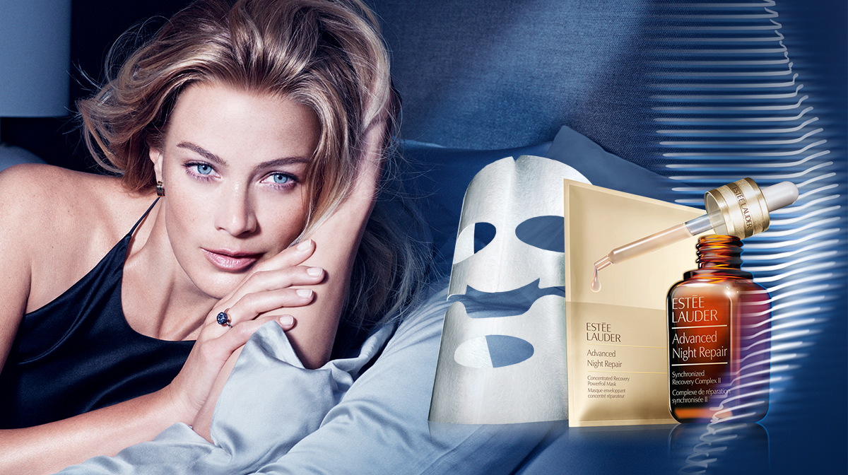 Estee Lauder Review Advanced Night Repair Concentrated Recovery Powerfoil Mask Serum Sheet Mask