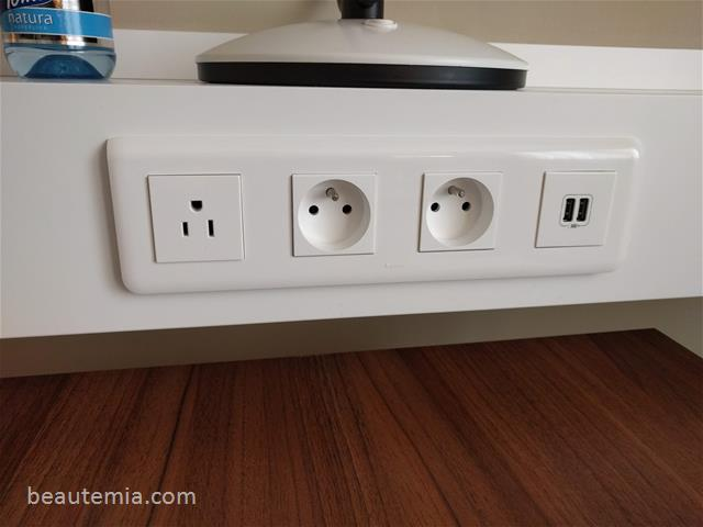 Room outlets