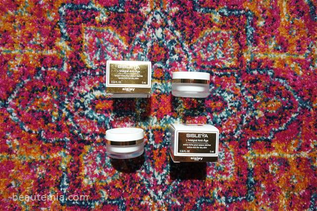 Sisley Sisleÿa L'Integral Anti-Age Extra-Rich cream, Sisley Sisleya L'integral Anti-Age Firming Concentrated Serum, Sisley Sisleÿa L'Integral Anti-Age cream, Sisley Sisleÿa L'Integral Eye & Lip Contour Cream, Sisley Sisleÿa-Elixir, Sisley Botanical D-Tox, sisley skicnare, best intensive treatment, PMS skincare, hangover skincare, Sisley detox treatment, Sisley phyto blanc treatment, Sisley supremya baume, Sisley supremya at night, Sisley supremya la nuit, La Prairie cellular power infusion, La Mer firming mask, sisley black rose cream mask, Sisley black rose oil, Sisley black rose skin infusion cream, Sisley vs La Mer, Sisley vs La Prairie, luxury skincare blogger, best skincare blogger & La Prairie vs La Mer