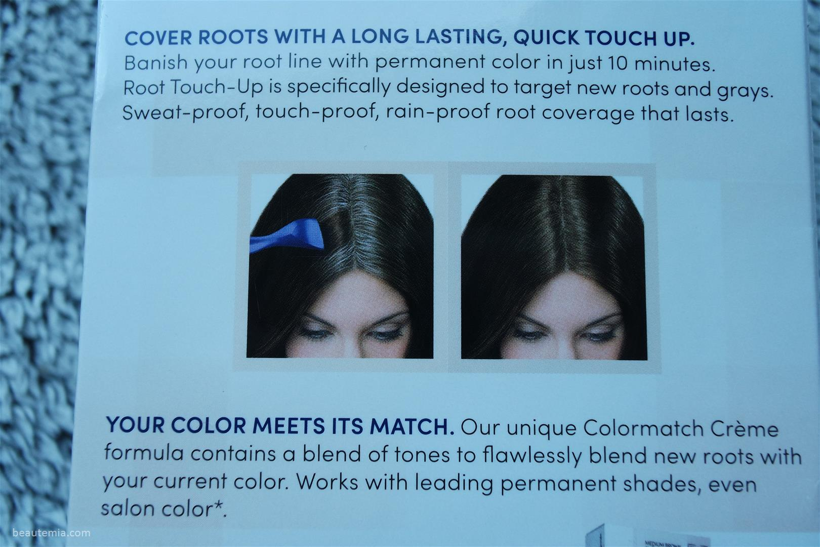 Clairol Permanent Root Touch-up for Gray hair, best self hair dye for black brown hair, asian hair, L'Oreal hair color dye, henna gray silver hair color & root touch up