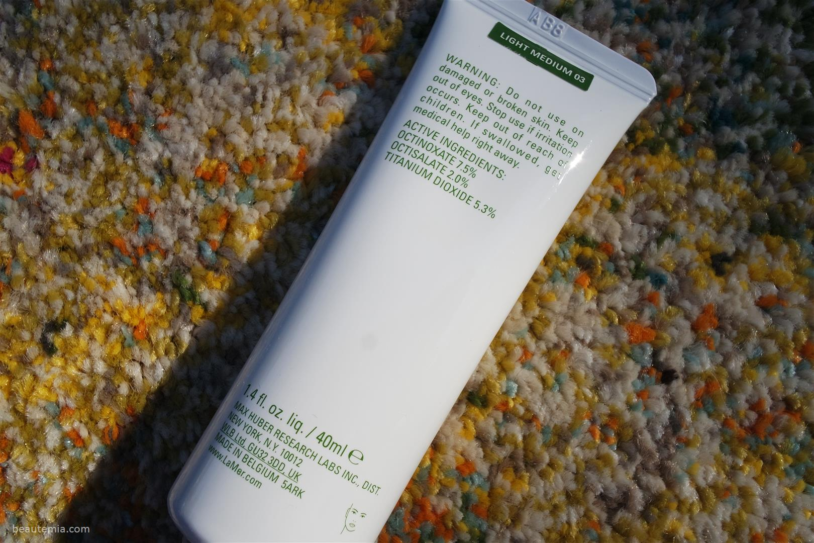 The Reparative SkinTint SPF 30 by La Mer #17